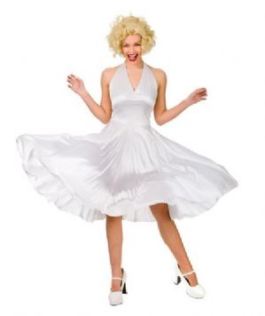 Hollywood Starlet - plus size Marilyn Monroe costume